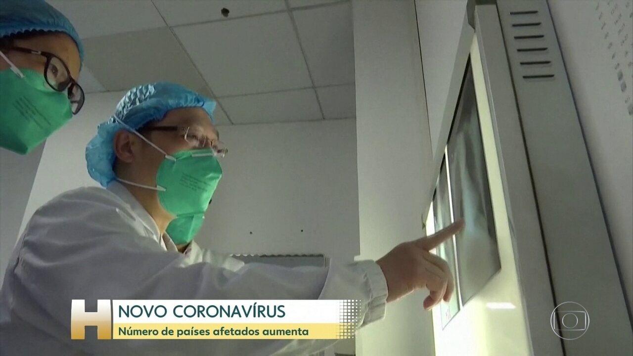 Presidente da China faz pronunciamento alertado sobre a epidemia do novo coronavírus