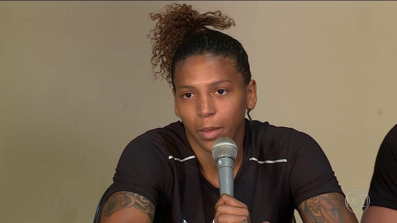 Rafaela Silva, campeã de judô, é suspensa por dois anos após ser pega em exame anti-doping