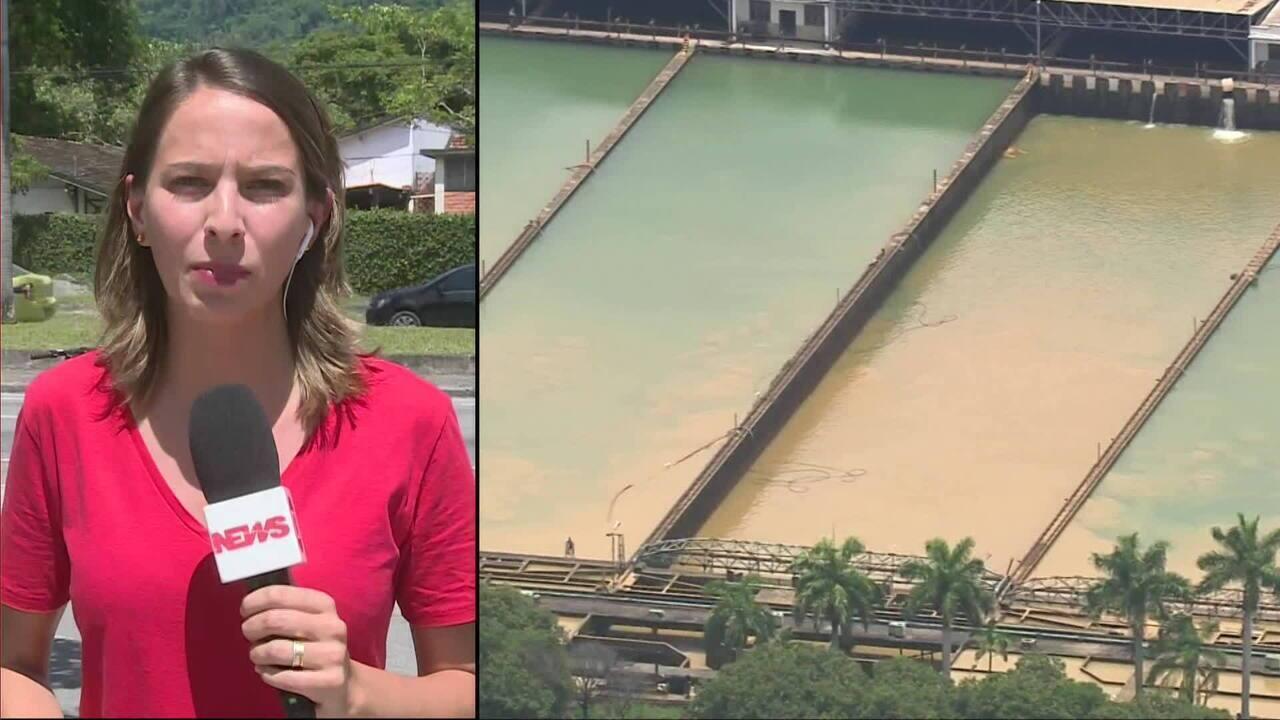 Crise da água no Rio: Justiça aceita denúncia contra Cedae por esgoto em rios