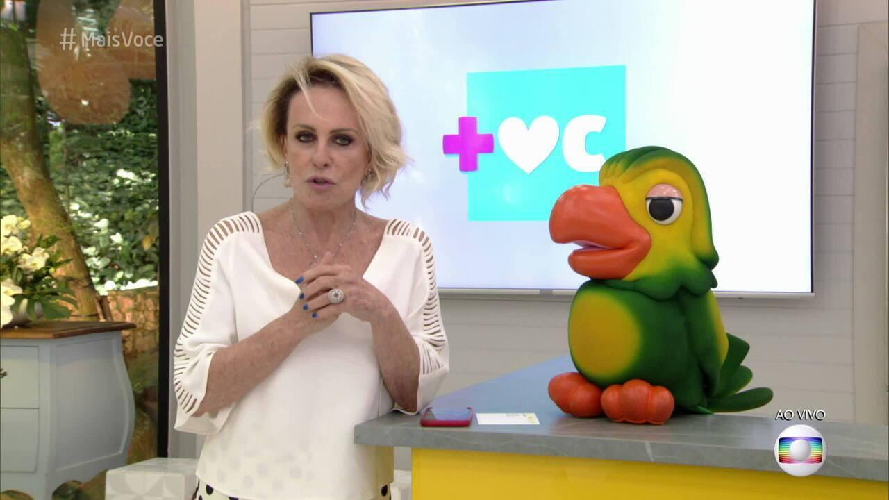 Ana Maria Braga anuncia novo câncer no pulmão e tratamento