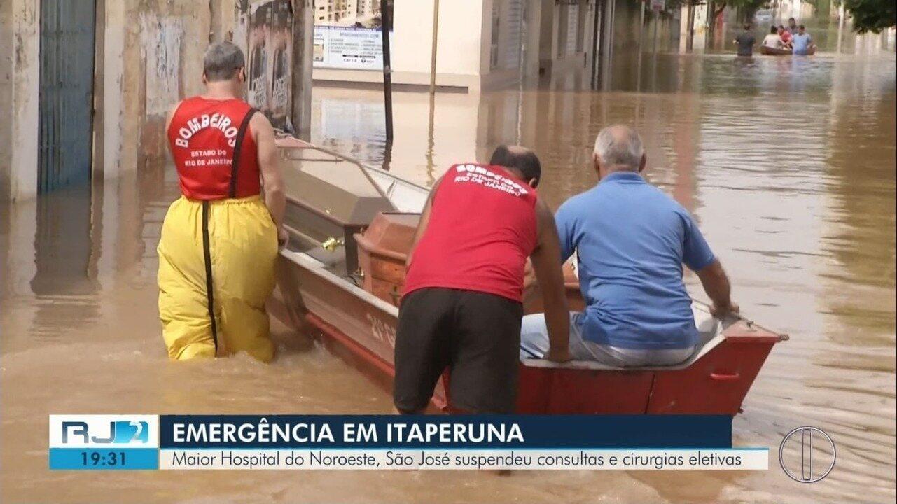 Maior hospital do Noroeste, São José suspendeu consultas e cirurgias eletivas