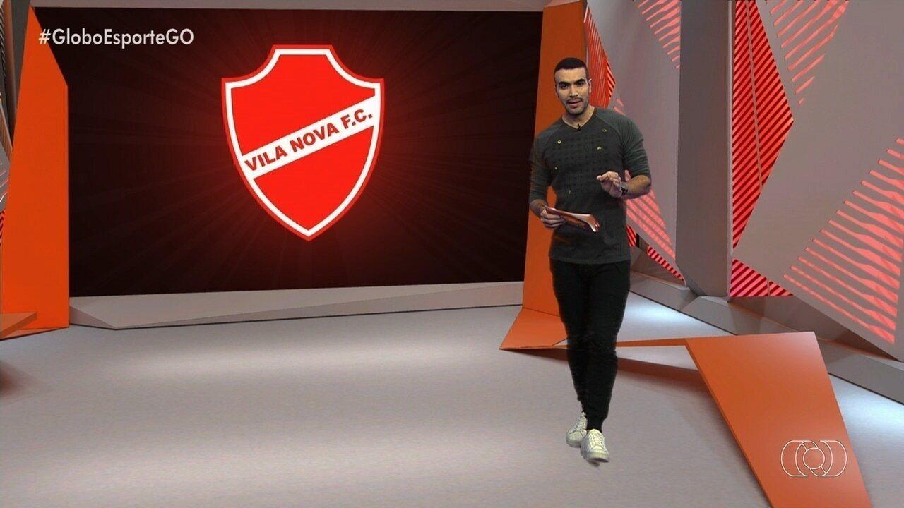 Vila Nova promete melhorar condições do OBA para receber jogos