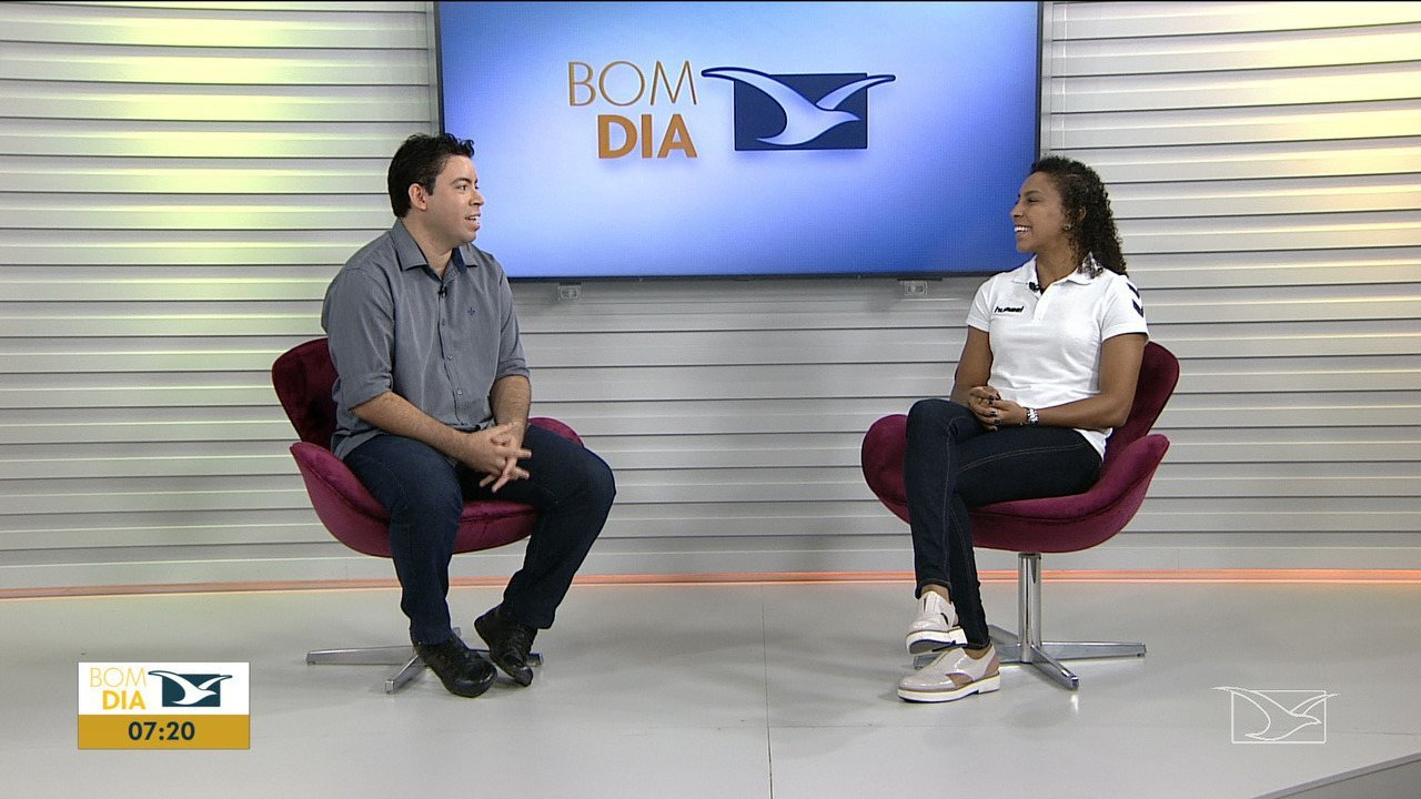 Jogadora maranhense Ana Paula fala sobre Olimpíadas 2020