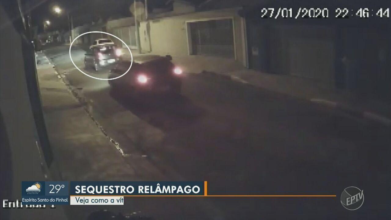 Mulher sofre sequestro relâmpago no Jd. Garcia, em Campinas