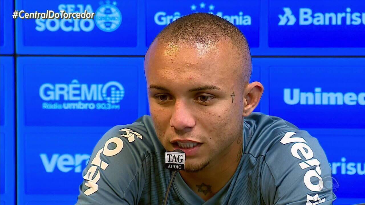 Janela de transferencias para o futebol europeu fecha e Everton fica no Grêmio