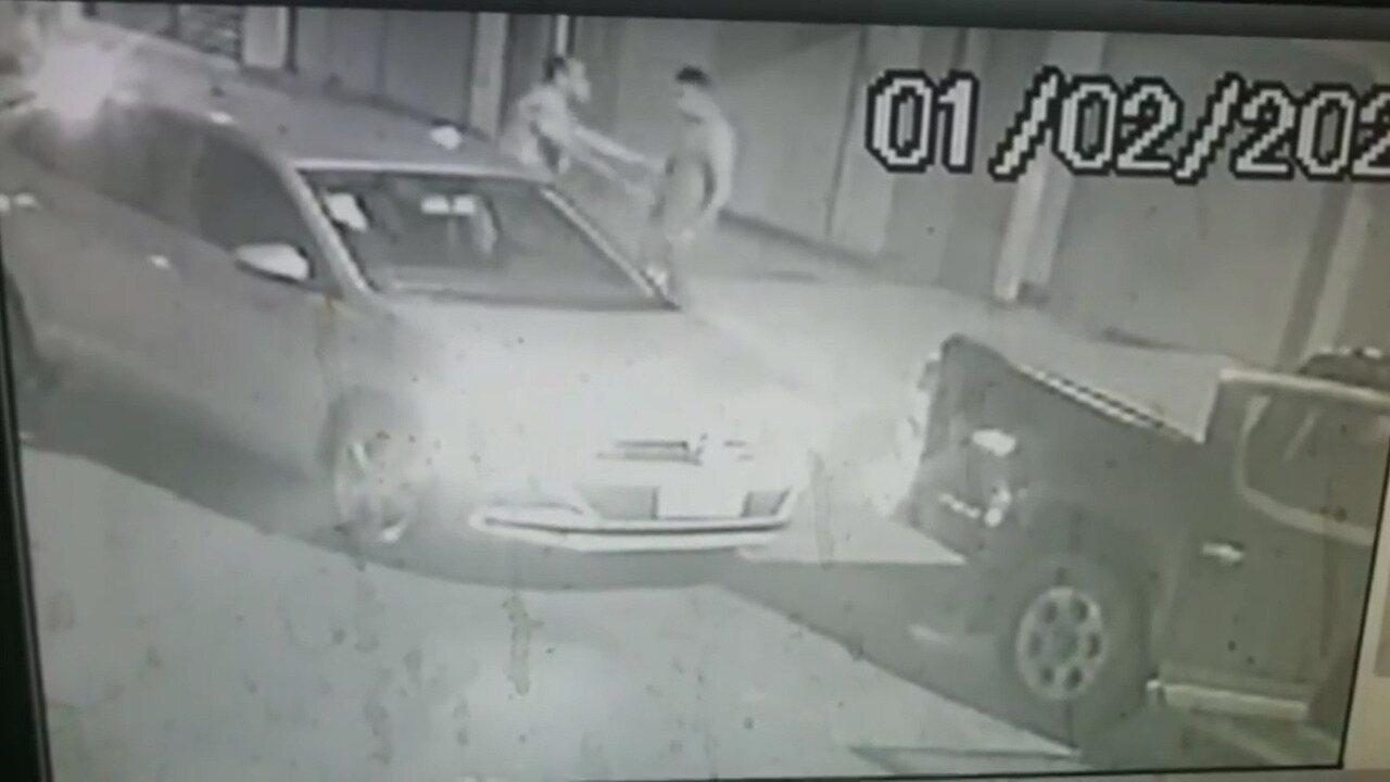 Sargento é espancado após bater em caminhonete no Maranhão