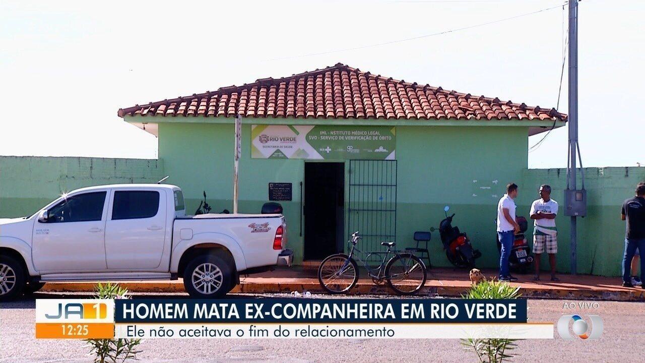 Enfermeiro mata ex-companheira, em Rio Verde