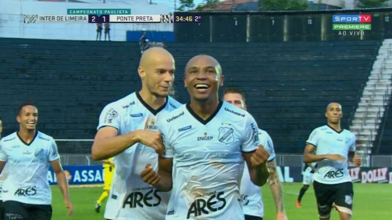 Veja os melhores momentos de Inter de Limeira 2 x 1 Ponte Preta, 4ª rodada do Paulistão