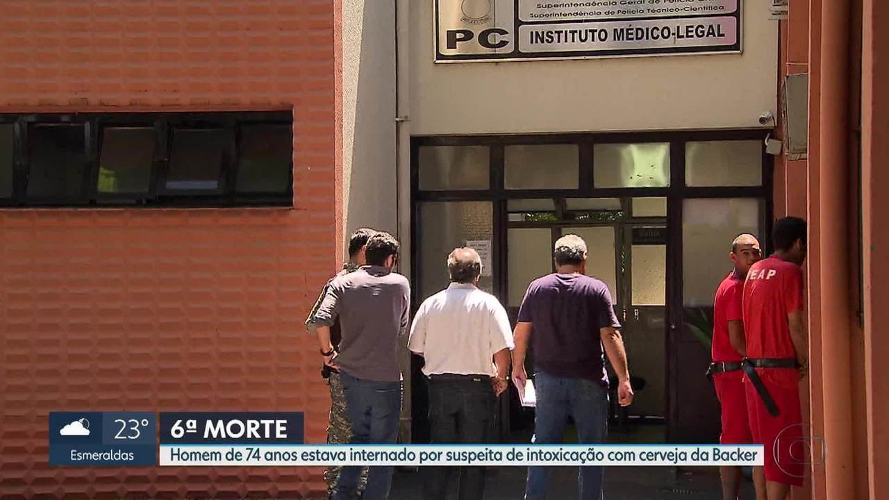 Secretaria de Saúde confirma sexta morte por suspeita de intoxicação por dietilenoglicol