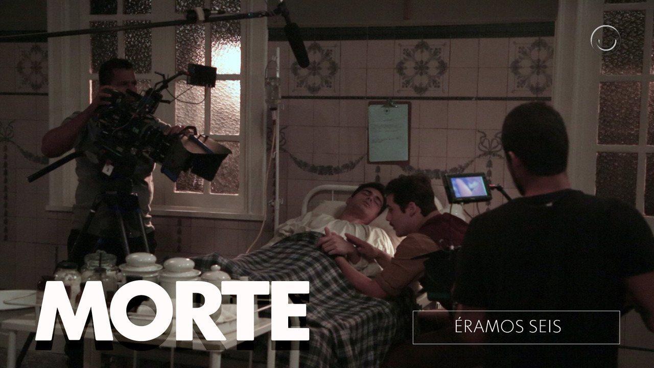 Danilo Mesquita comenta sobre a morte de Carlos