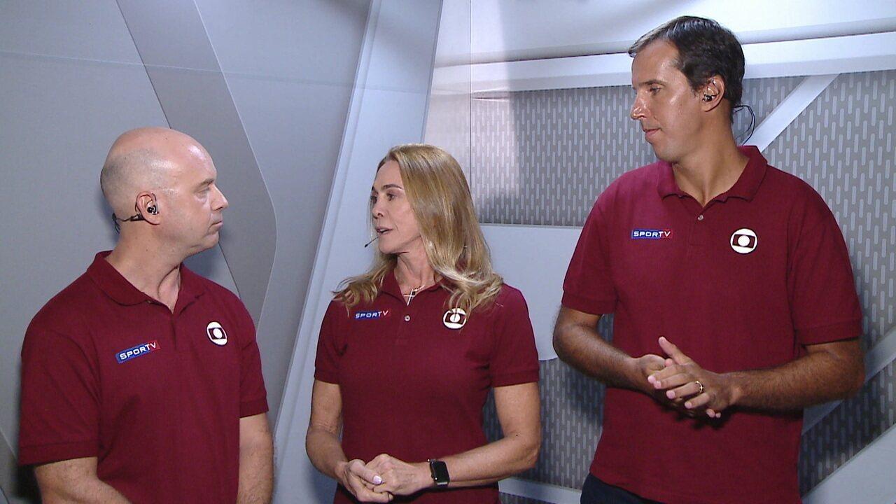 Hortência e Marcelinho analisam a derrota da seleção para Porto Rico e os próximos jogos