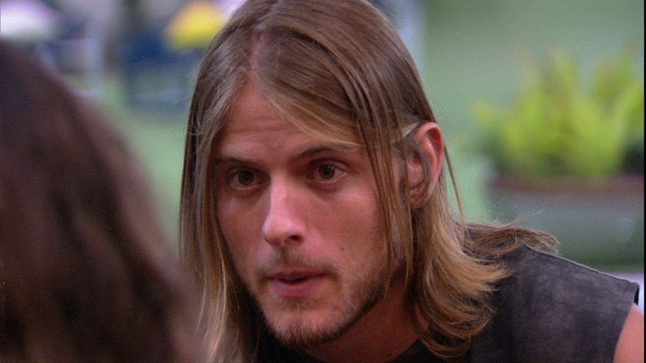 Daniel fala sobre possível formação de Paredão: 'Mando o Lucas'