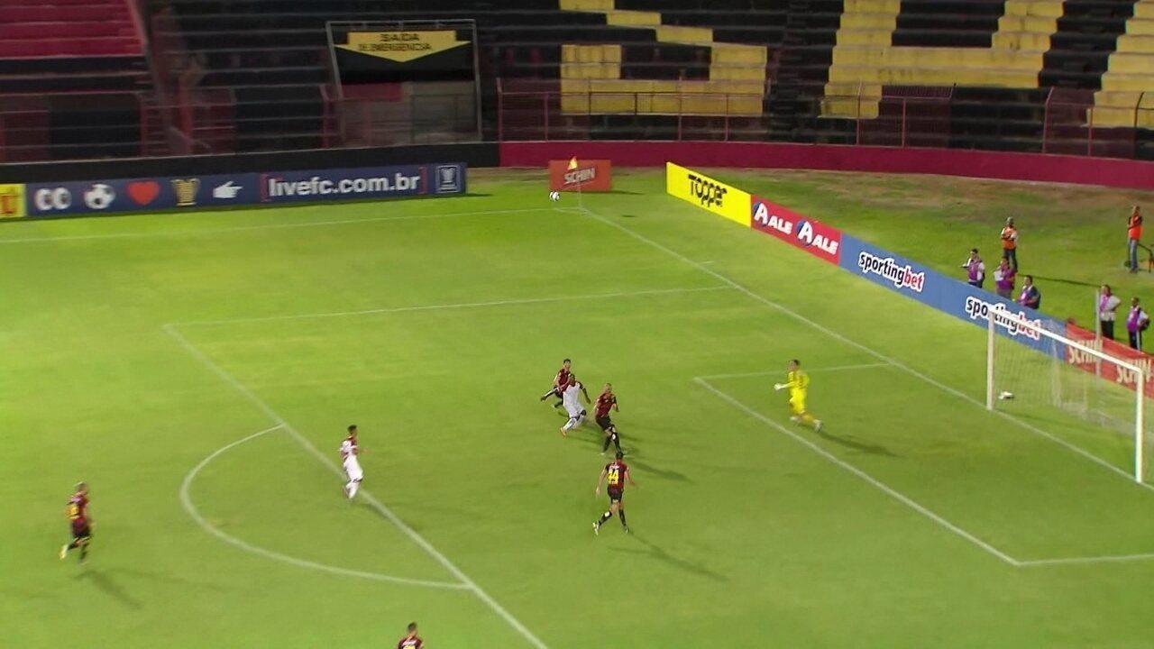 Melhores momentos de Sport 2 x 2 Imperatriz, pela Copa do Nordeste