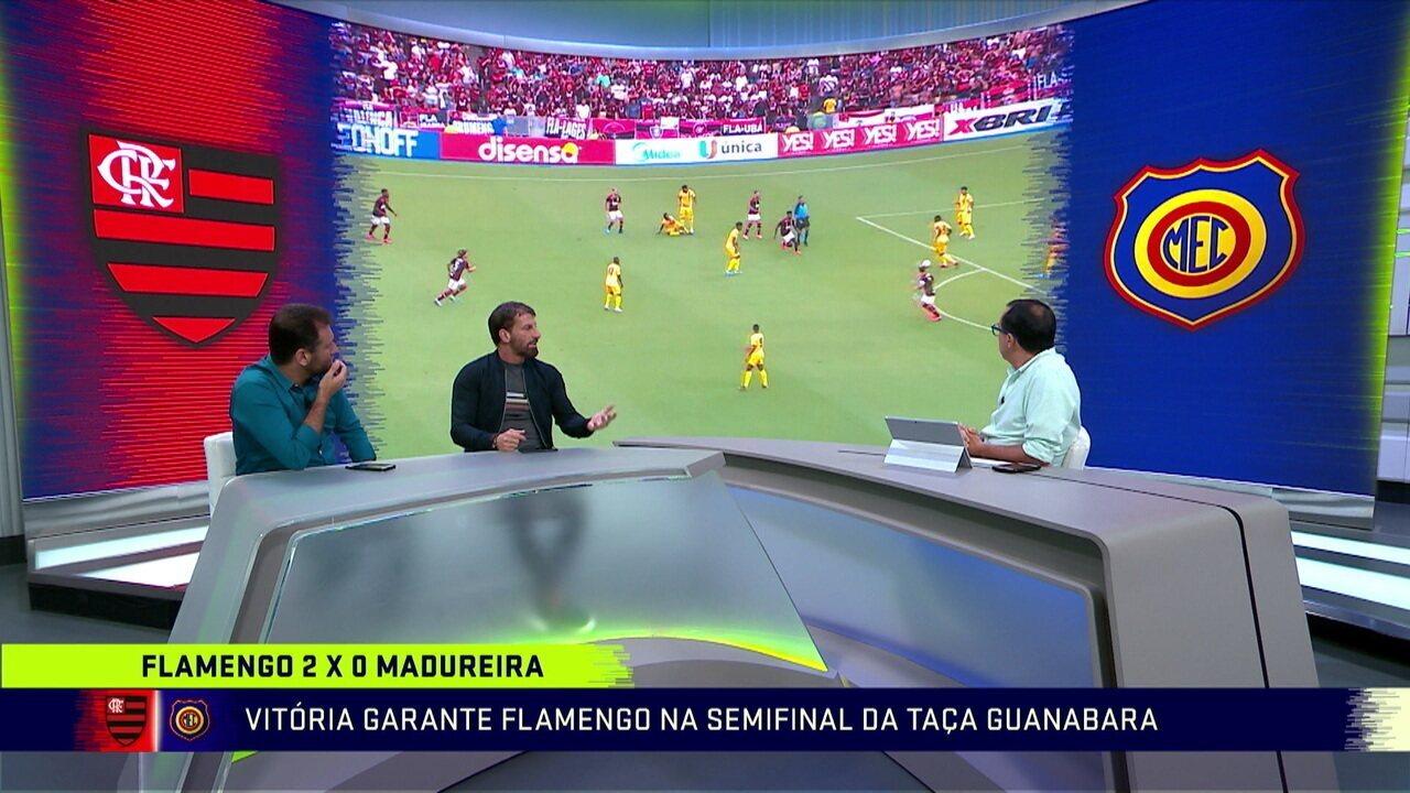 """Pedrinho diz: """"Flamengo sabe o que faz em campo e vai atropelar de novo"""""""
