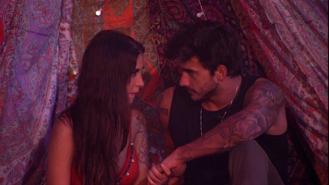 Guilherme pede para Bianca: 'Por favor, não faz isso comigo'