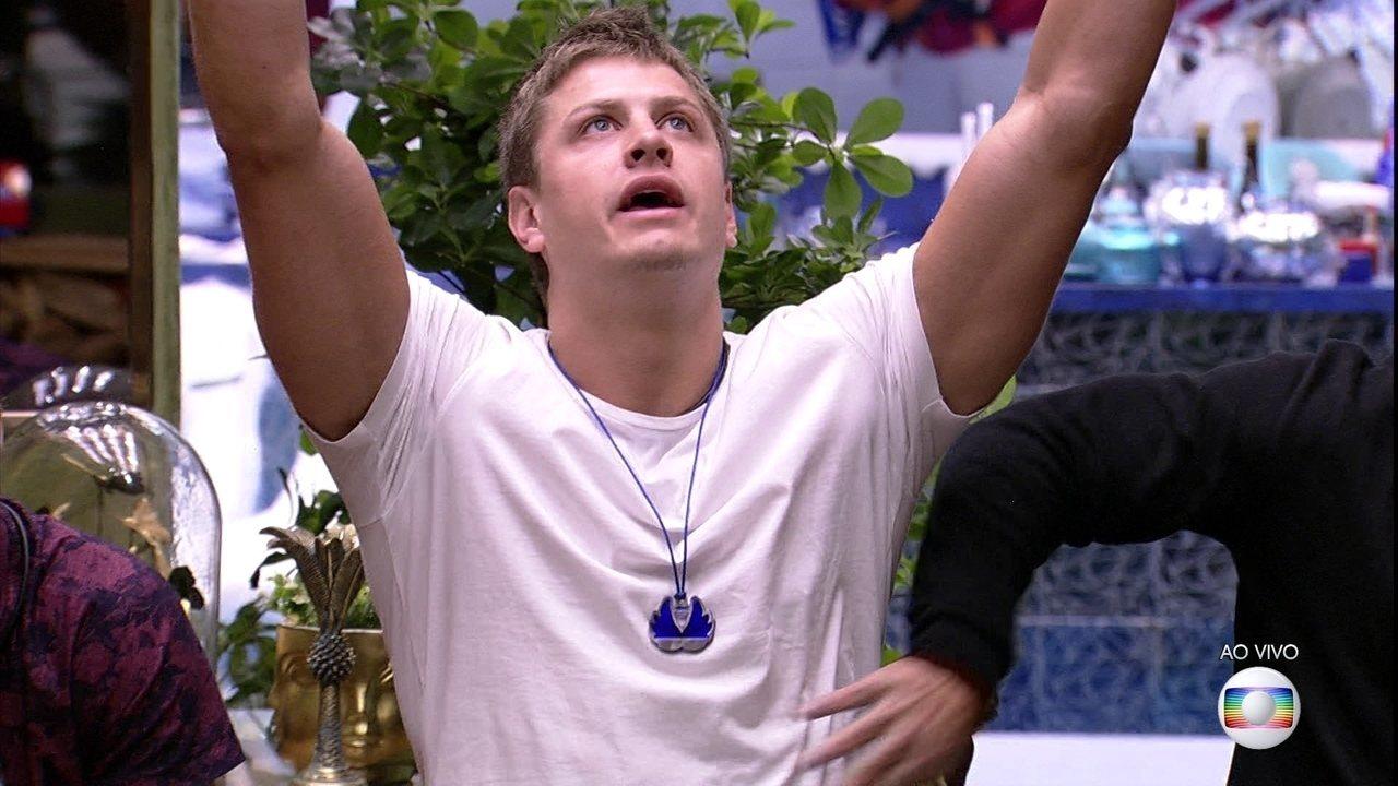 Anjo é autoimune e Lucas está livre do Paredão