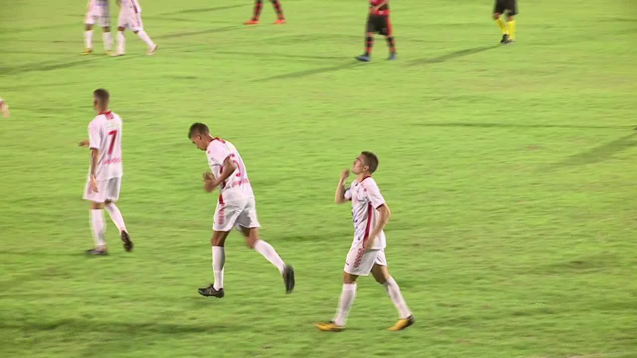 Os gols de Flamengo-PI 0 x 3 4 de Julho pela quarta rodada do Campeonato Piauiense