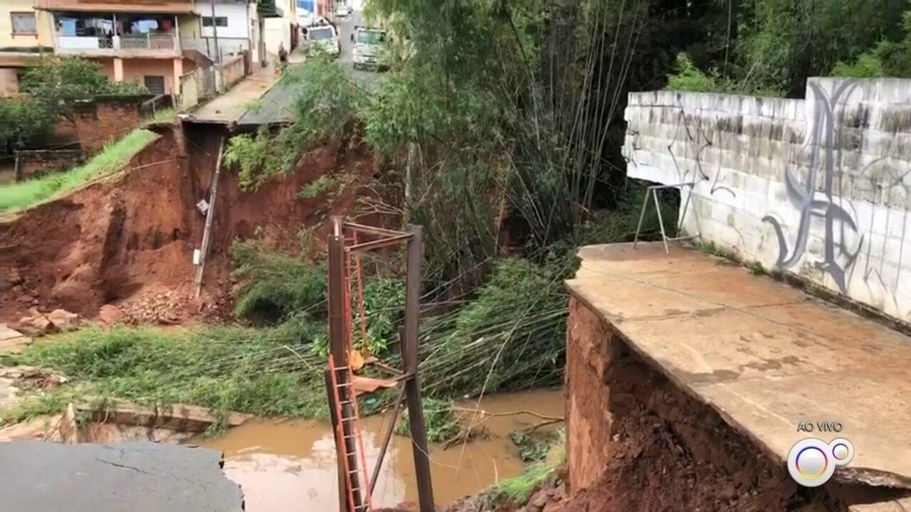 Bombeiros confirmam 2 mortes pela chuva em Botucatu e equipe trabalha no reparo da cidade