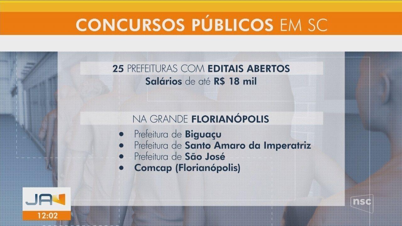 Quadro 'Há Vagas': Confira as vagas de emprego abertas em Santa Catarina