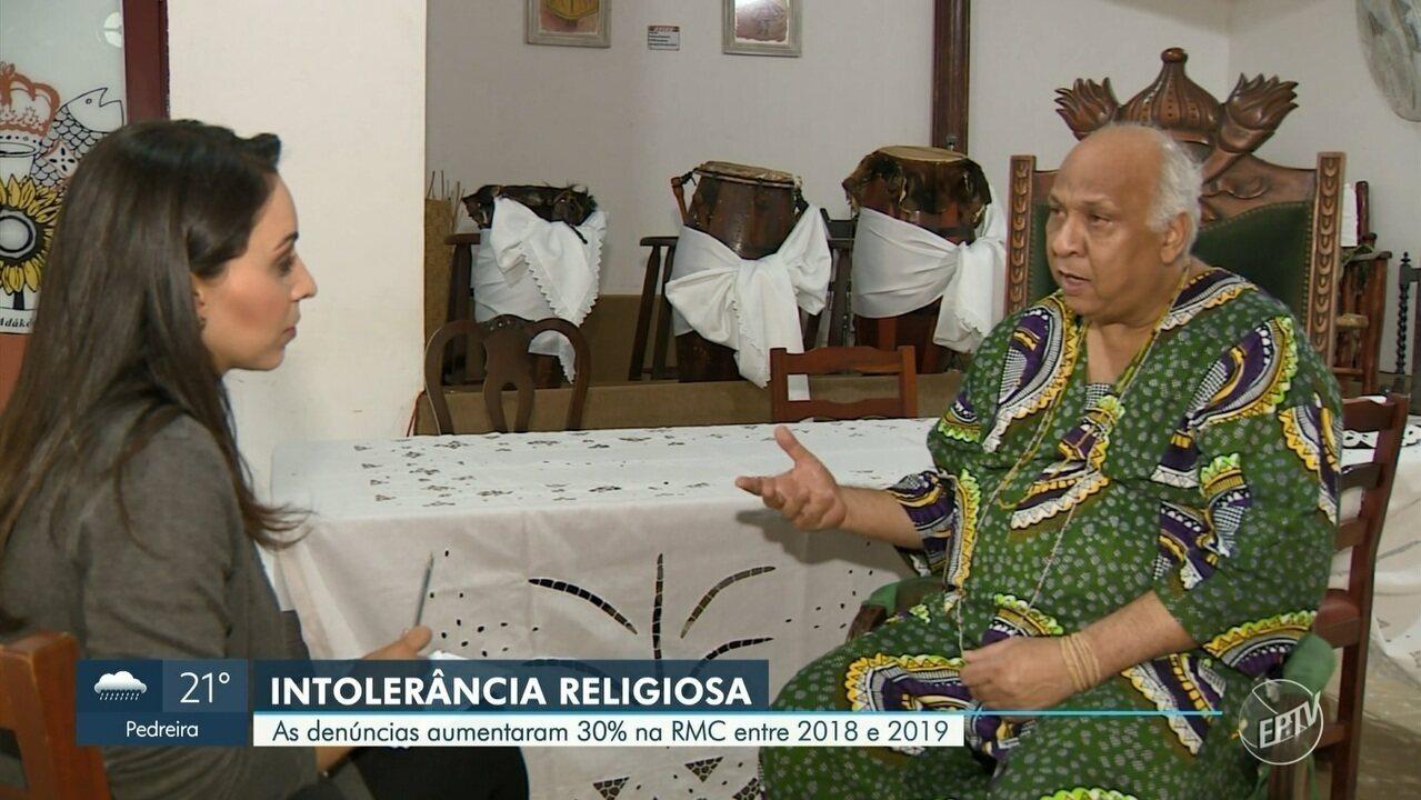 Denúncias de intolerância religiosa aumentam 30% na região de Campinas
