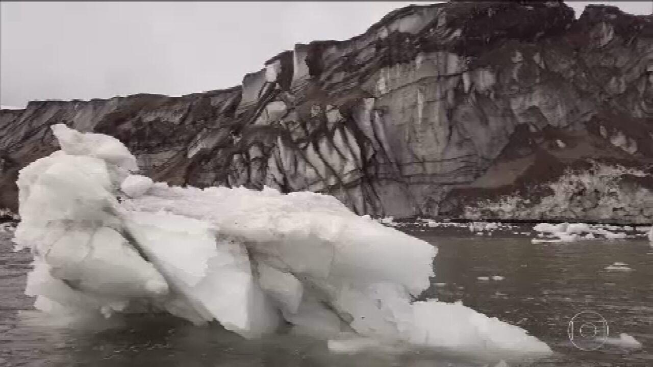Cientistas brasileiros registram temperatura recorde de 20,75ºC na Antártica