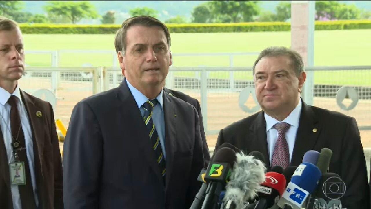 Bolsonaro responde às críticas sobre mudanças no Conselho da Amazônia