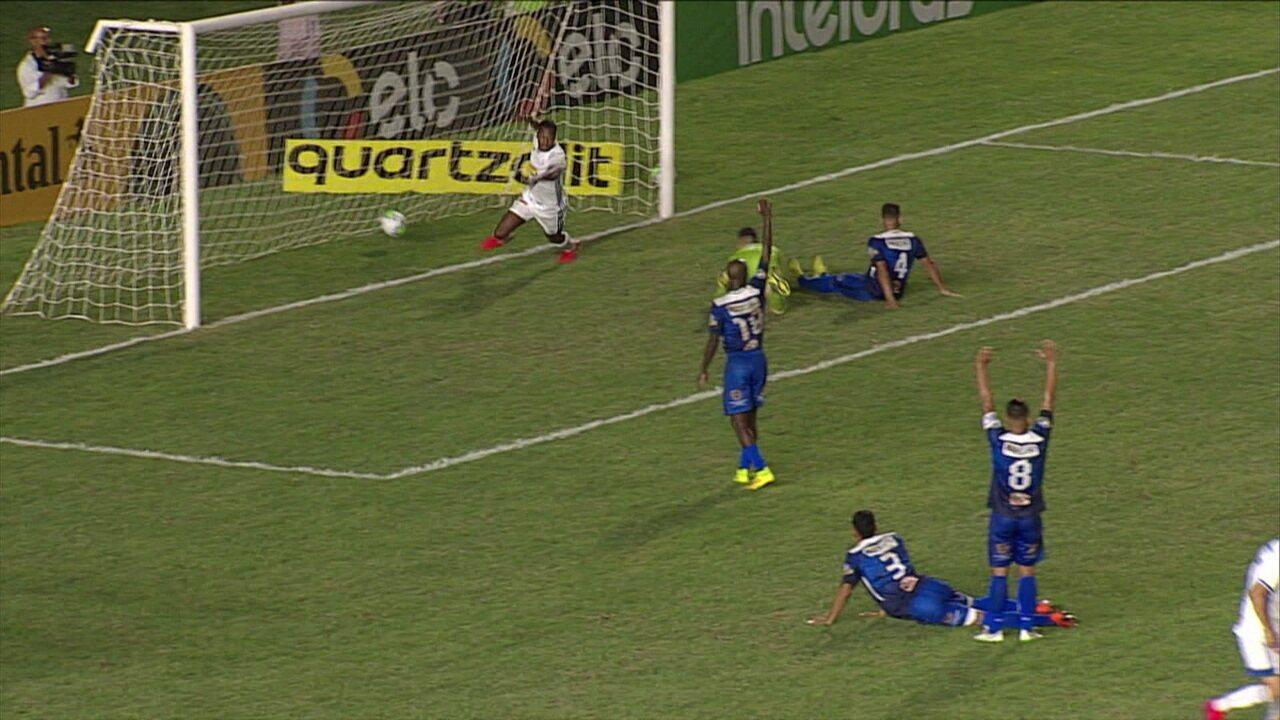 Melhores momentos: São Raimundo-RR 2 x 2 Cruzeiro pela Copa do Brasil