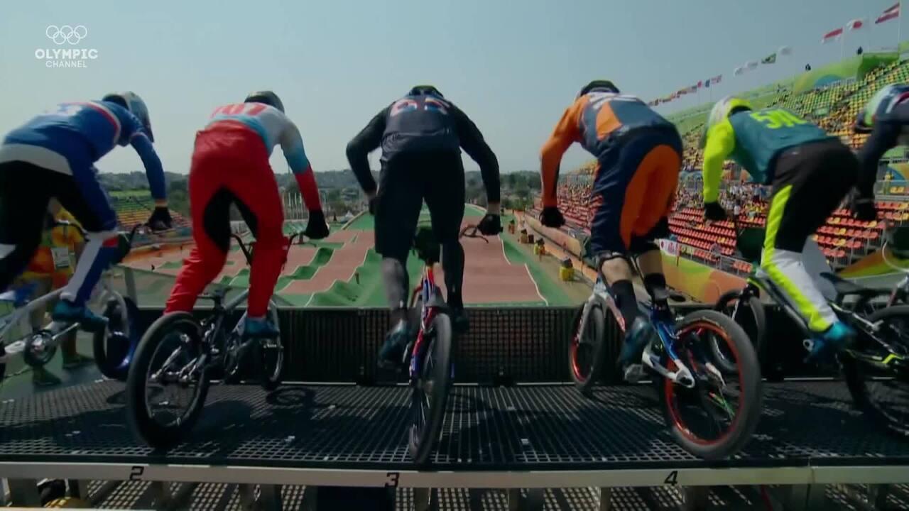 É possível completar a volta perfeita no ciclismo BMX?