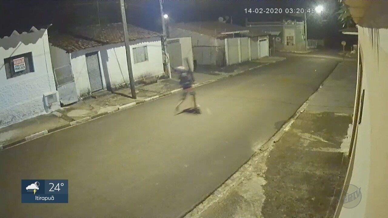 Homem furta instituição assistencial e deixa crianças sem aulas em Restinga, SP