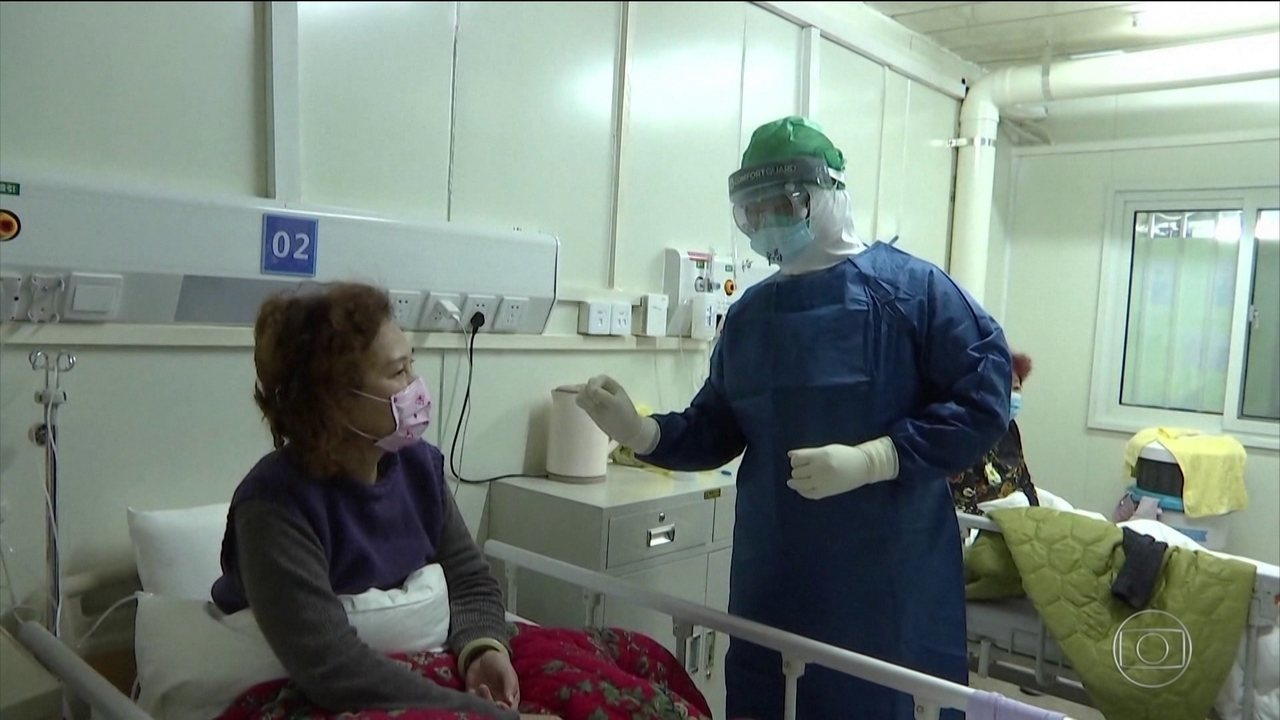 Novo coronavírus contaminou mais de 1.700 profissionais de saúde, diz governo chinês