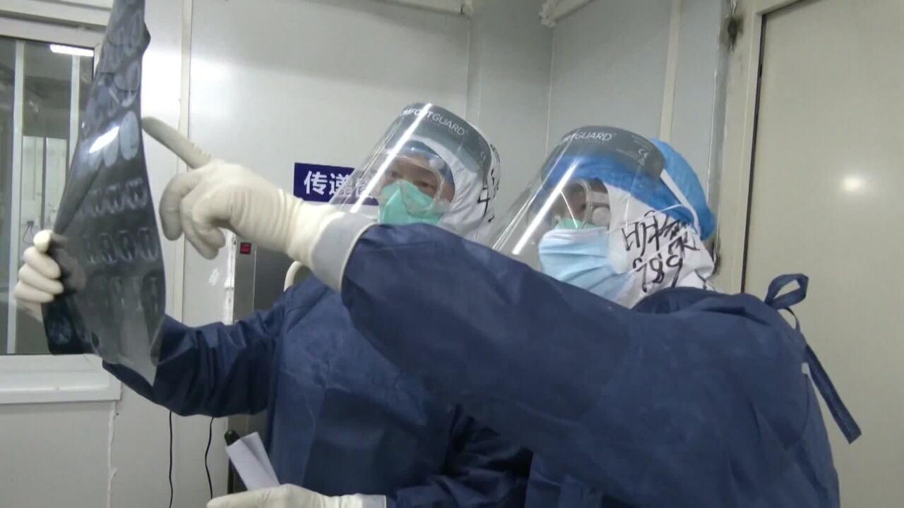 Novo coronavírus chega à África