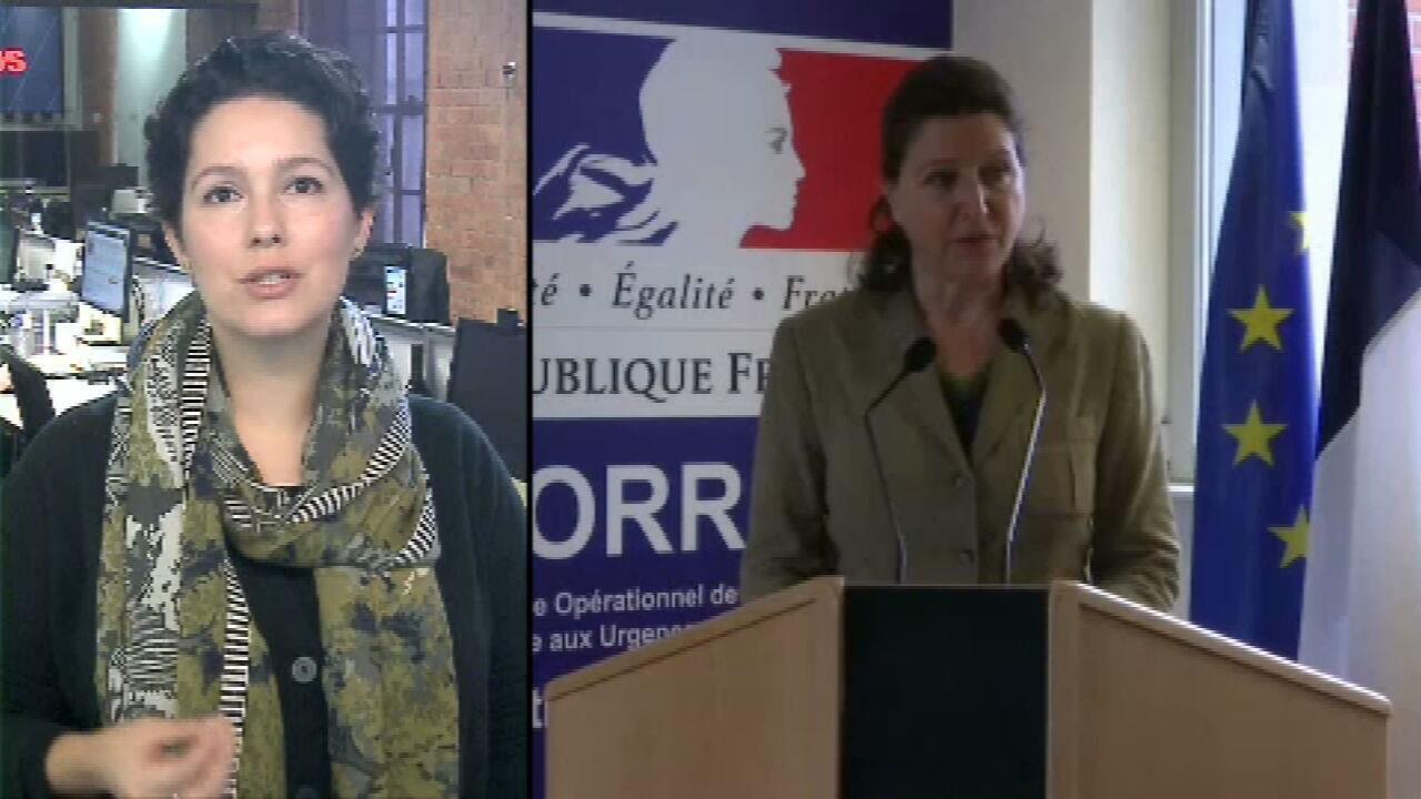 França anuncia morte de vítima de novo coronavírus