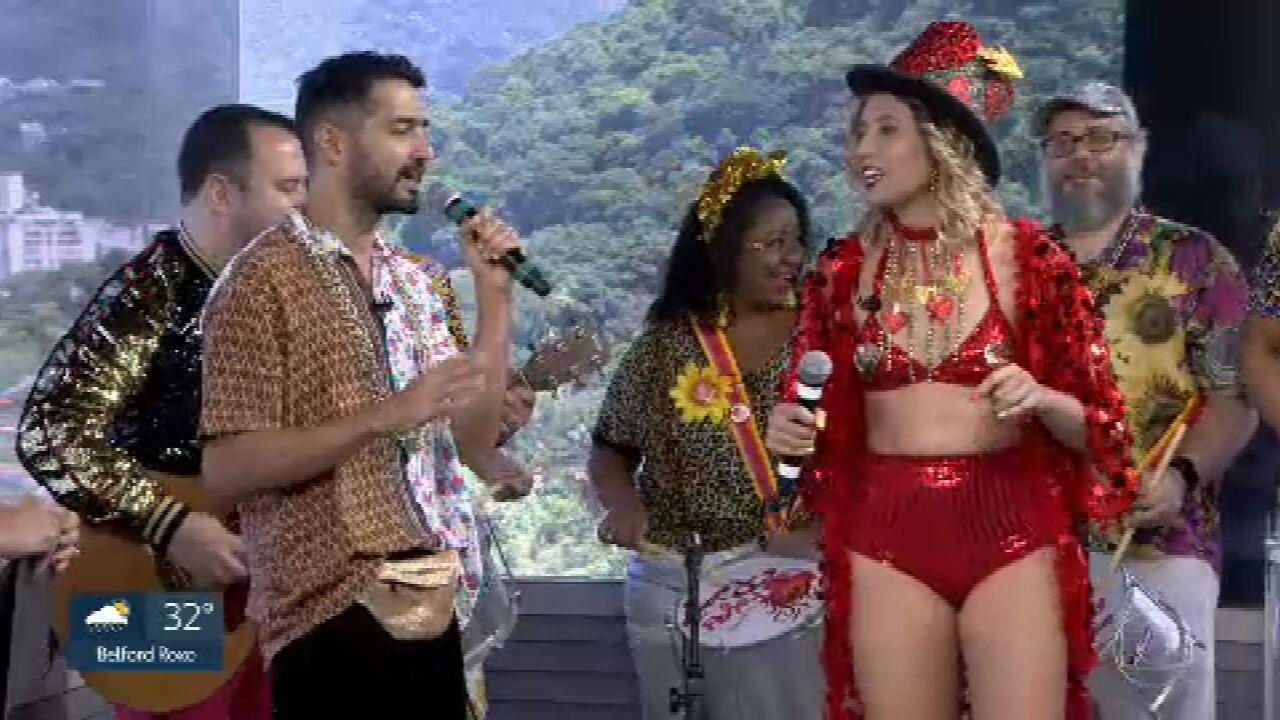 Bloco 'Fogo e Paixão' vai levar a música brega para o Centro do Rio