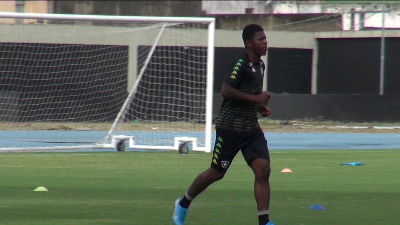 Gabriel Cortez chega como mais um reforço do Botafogo