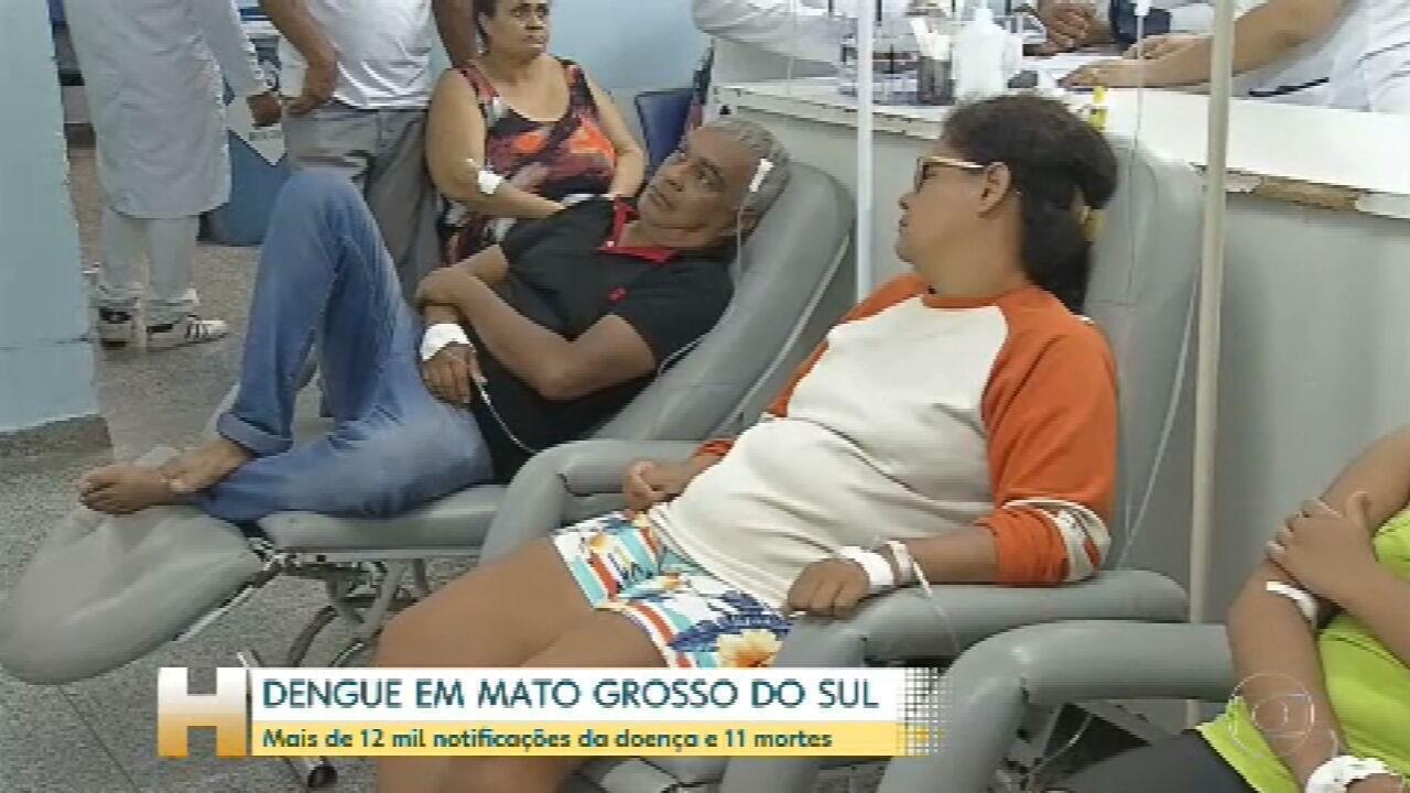 Brasil já registra mais de 57 mil casos de dengue, entre dezembro de 2019 e janeiro de 2020