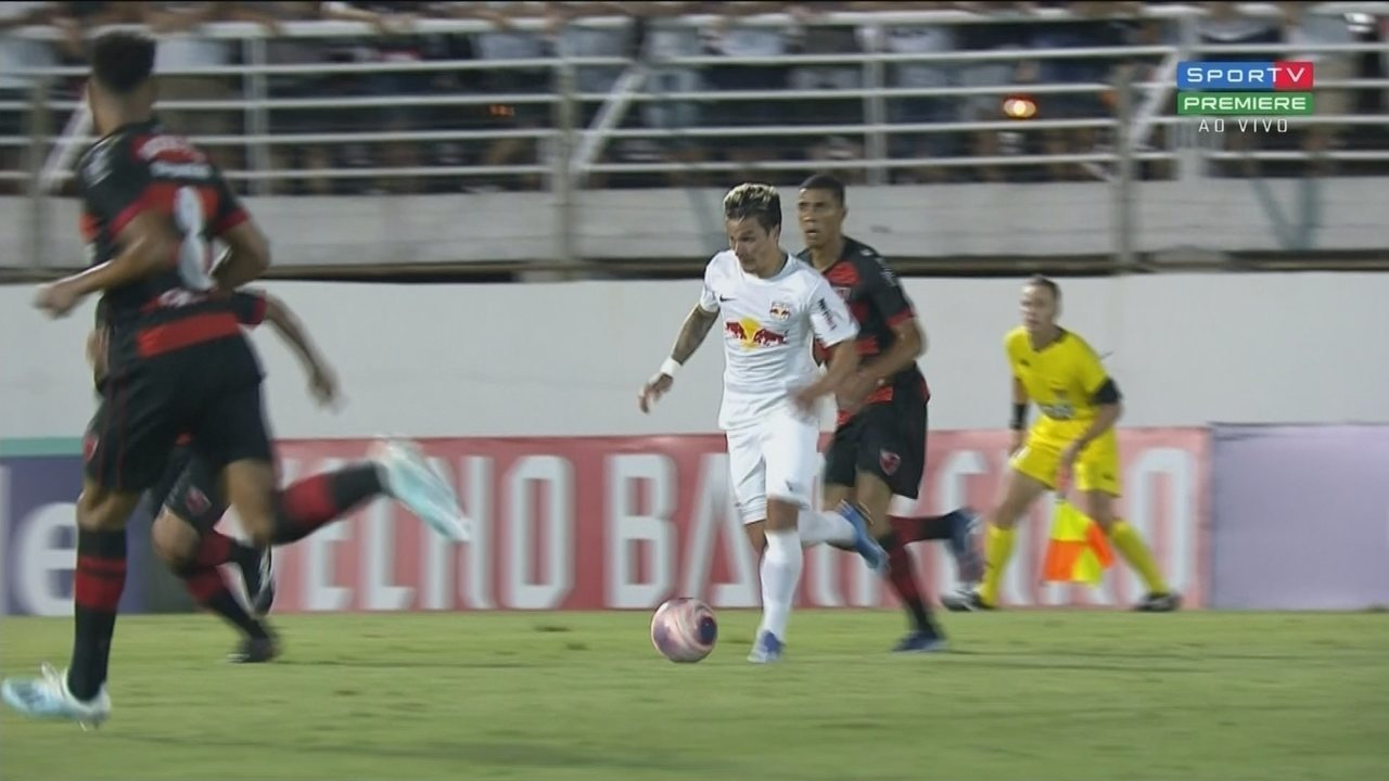 Veja os melhores momentos de Bragantino 3 x 0 Oeste pela 6ª rodada do Paulistão 2020
