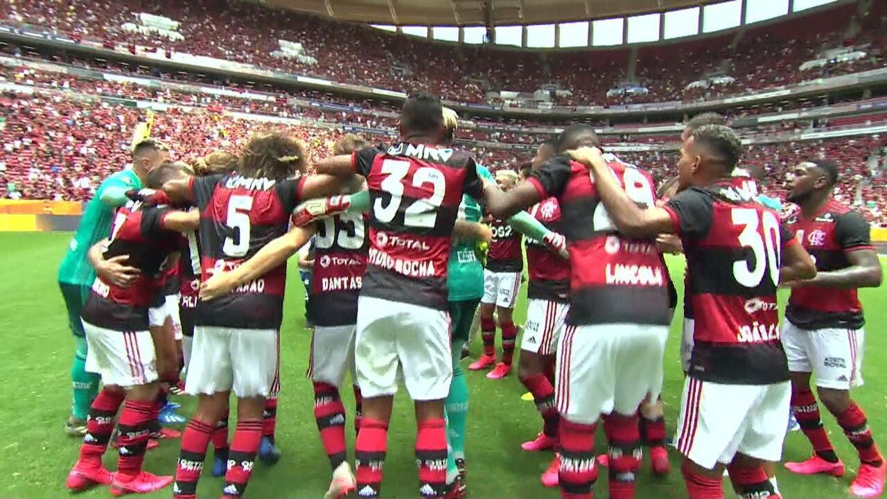 Flamengo é campeão da Supercopa do Brasil