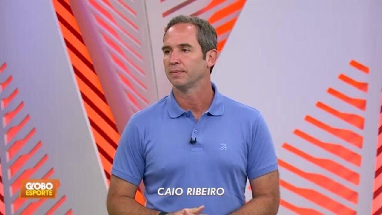Caio Ribeiro analisa o clássico entre São Paulo e Corinthians