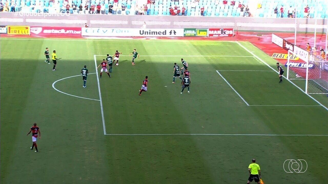 Goiás perde do Atlético-GO por 3 a 0; veja tudo do clássico