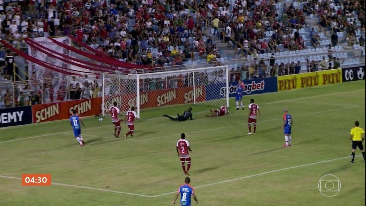 Fortaleza mantém a liderança do Grupo A pela Copa do Nordeste
