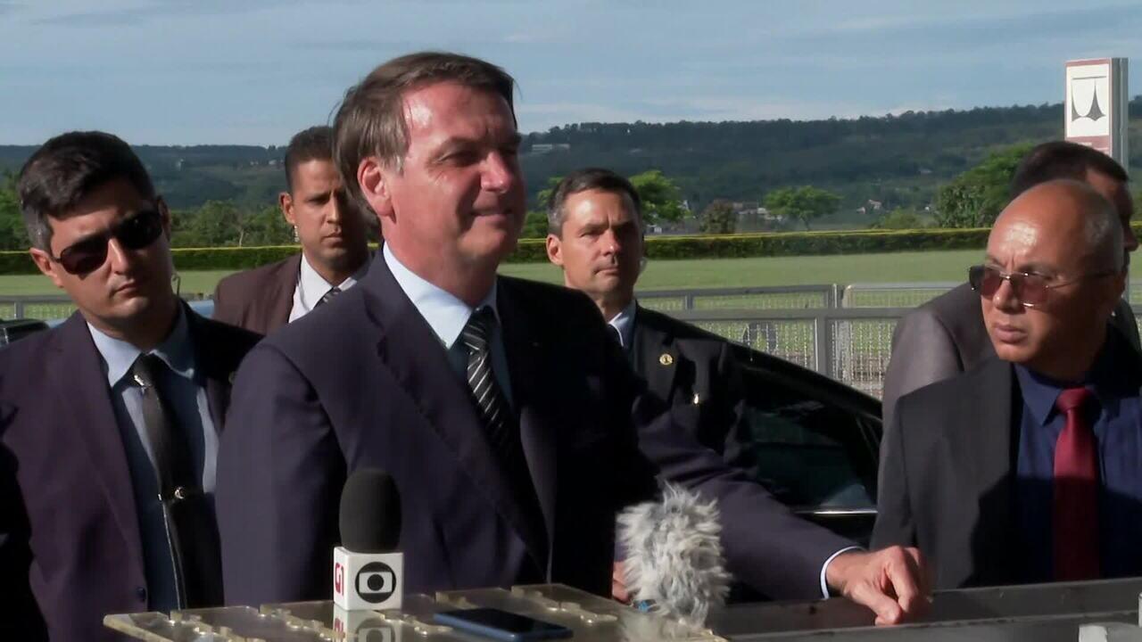 Bolsonaro diz que texto da reforma administrativa pode ser enviado nesta semana