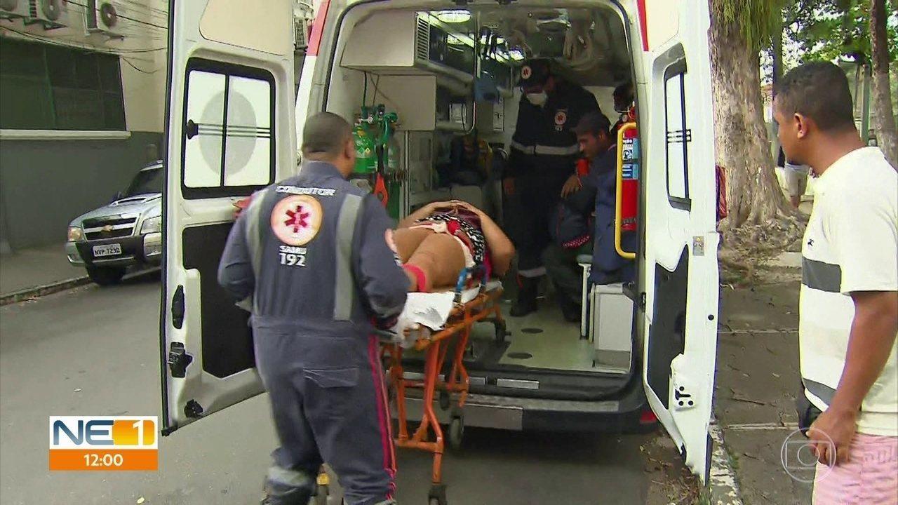 Feridos após acidente no Metrô têm estado de saúde estável, diz Secretaria de Saúde