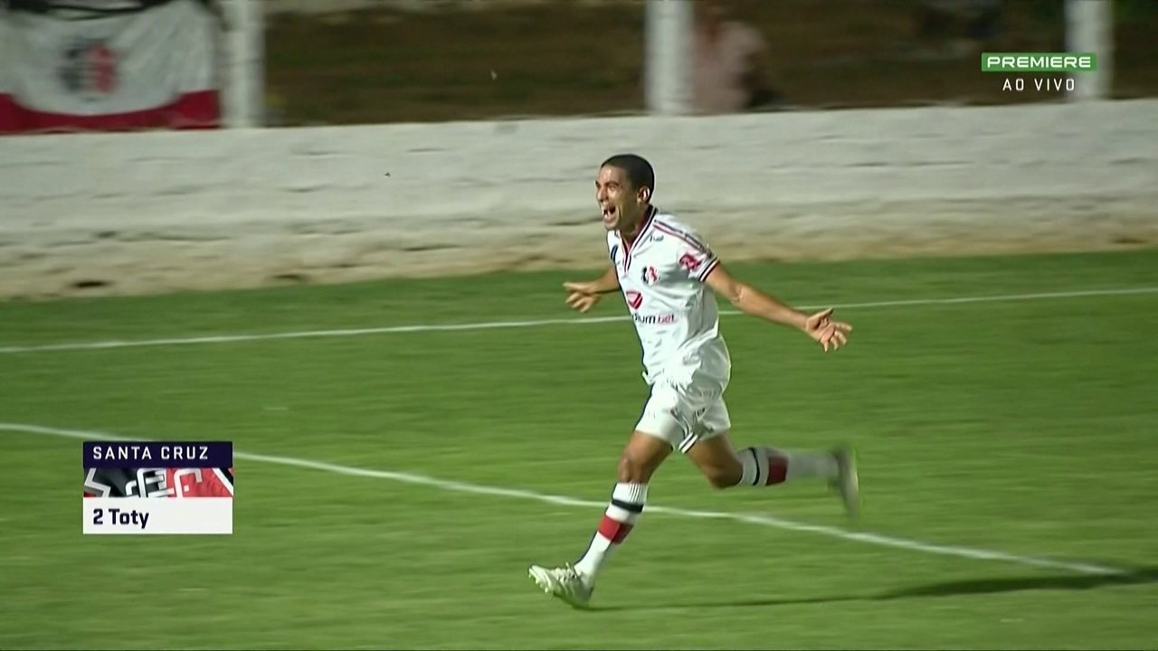 Melhores momentos de Afogados 0 x 2 Santa Cruz, pela 6ª rodada do Pernambucano