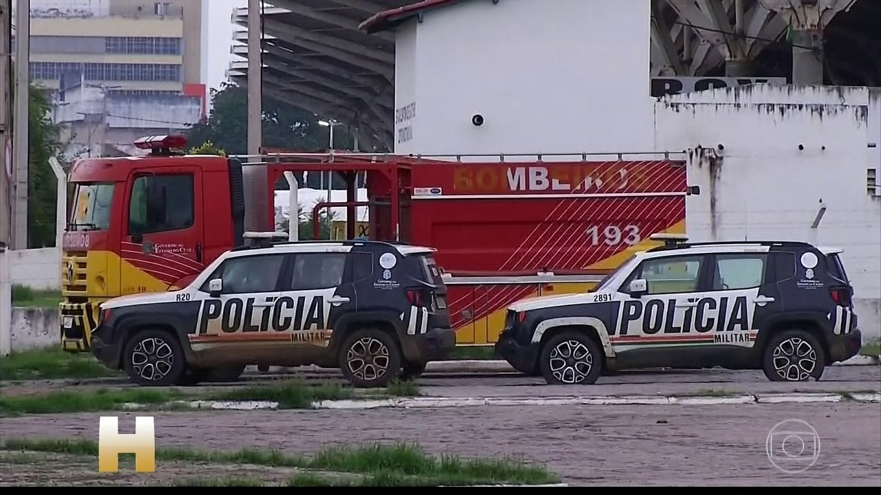 Força Nacional de Segurança desembarca no Ceará para reforçar patrulhamento