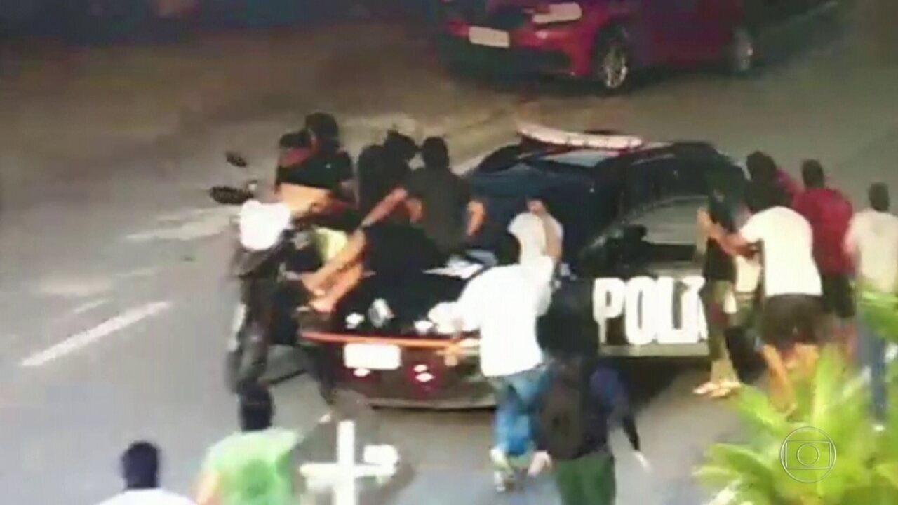 Força Nacional reforça segurança no Ceará durante greve de PMs