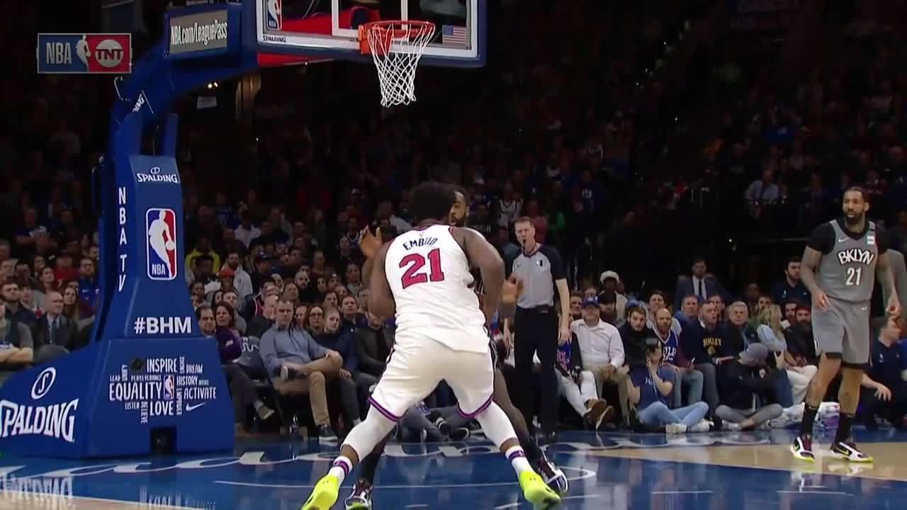 Melhores momentos de Philadelphia 76ers 112 x 104 Brooklyn Nets pela NBA