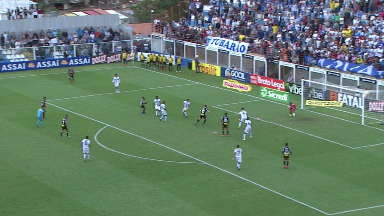 Melhores momentos de Água Santa 2 x 1 Corinthians pela 7ª rodada do Campeonato Paulista