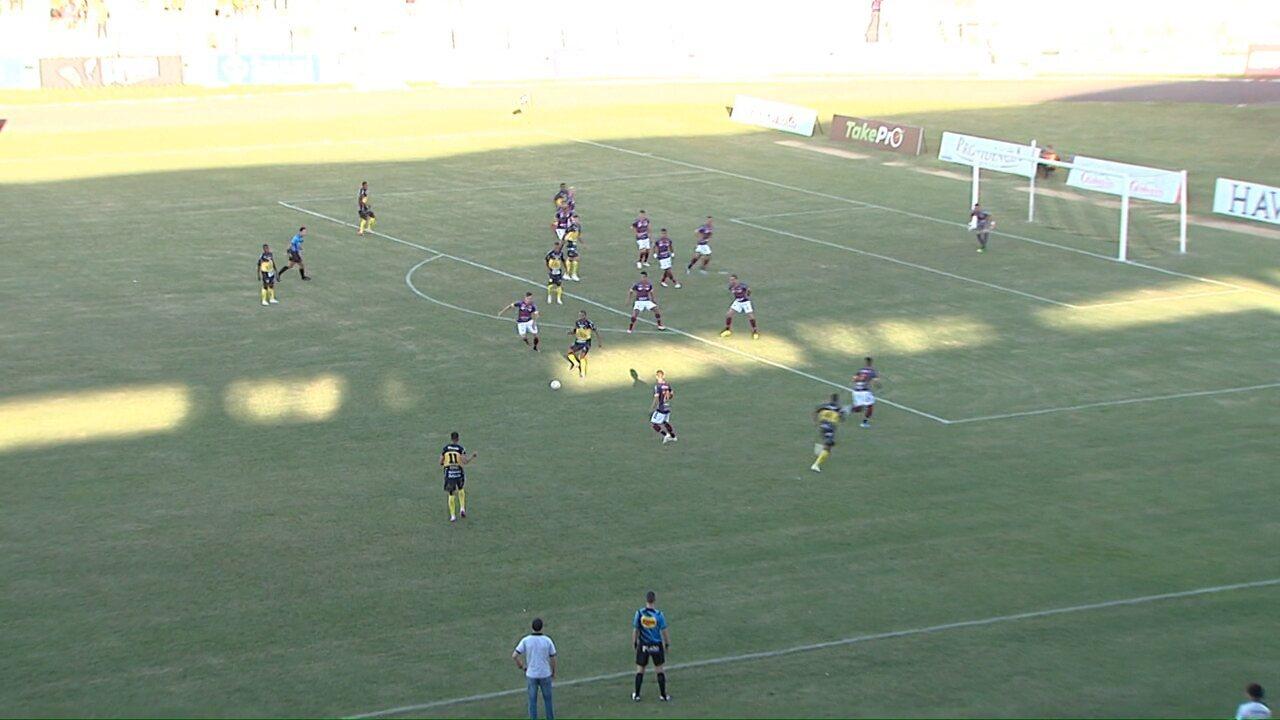 Veja os gols de FC Cascavel x Toledo pela oitava rodada do Paranaense