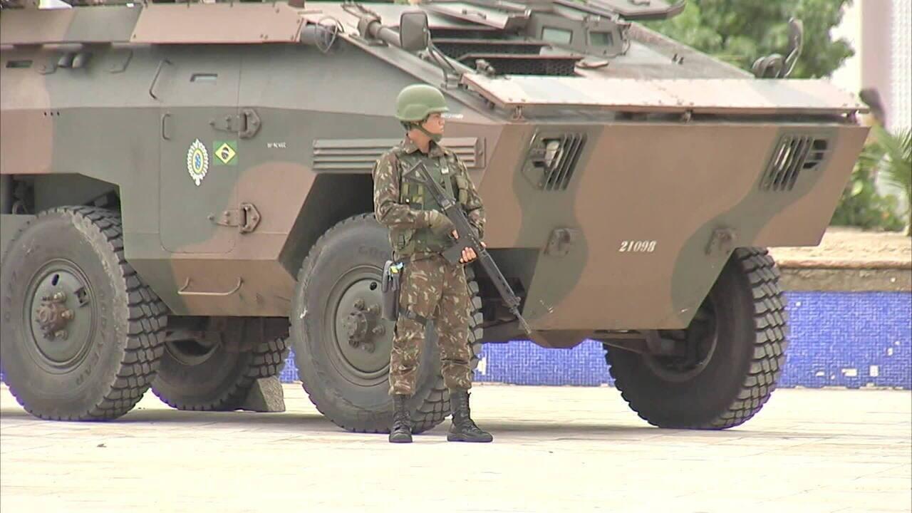 Ceará tem 122 assassinatos em seis dias de motim de policiais
