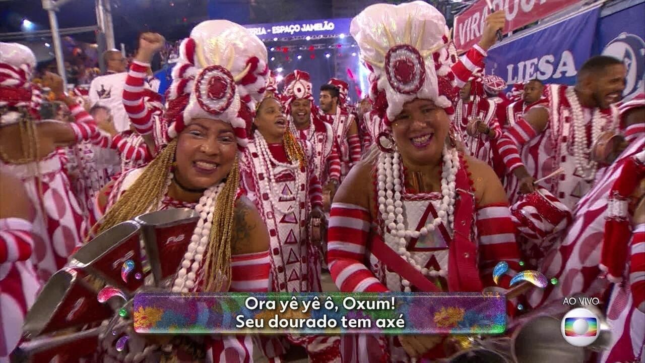Conheça o samba-enredo da Viradouro